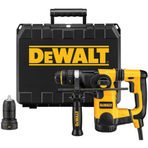 DeWalt-D25324K-L-Shape-SDS-Rotary-Hammer-Kit-with-Quick-Change-Chuck