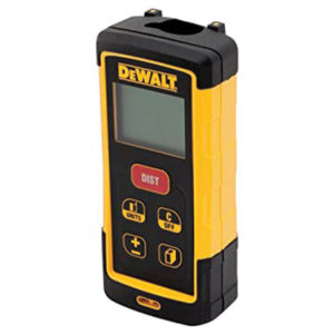 165 FT LASER DISTANCE MEASURER