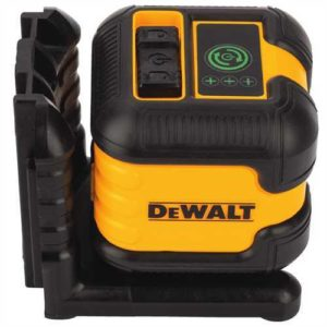 dewalt 55 in cross line laser